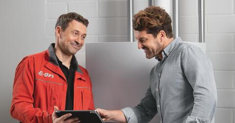 E.ON Kotel vám dodáme sodbornou instalací a potřebným materiálem, který je ktomu třeba.