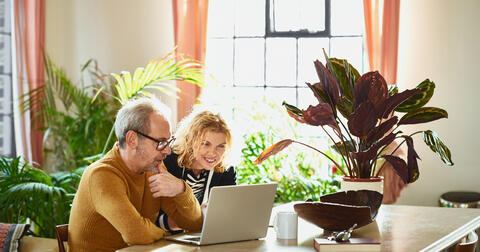 Změnit placení záloh a faktur můžete jednoduše ve svém zákaznickém účtu na portále Energie24.