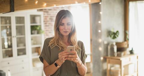 Naše mobilní aplikace vám prozradí, jak může vypadat vaše příští vyúčtování.