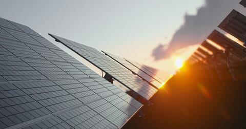 Naše fotovoltaické řešení znamená další krok k vaší energetické soběstačnosti.