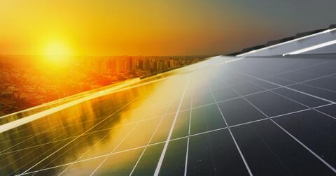 Využívejte energii slunce i ve své domácnosti. S naším solárním systémem je to snadné.