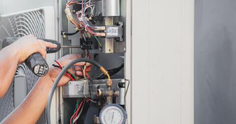Elektrické tepelné zdroje
