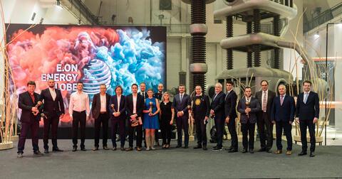 E.ON Energy Globe 2020 vítězové