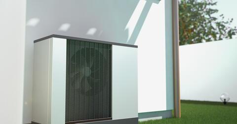 Tepelné čerpadlo topí úsporně i ekologicky, velice snadno se ovládá i udržuje