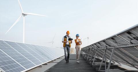 Jsme lídrem ve výkupu zelené elektřiny v ČR.
