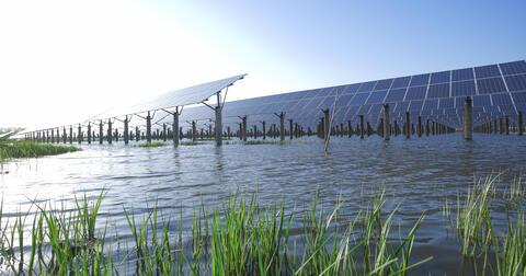 Zaměřujeme se na výrobu elektřiny v obnovitelných zdrojích.